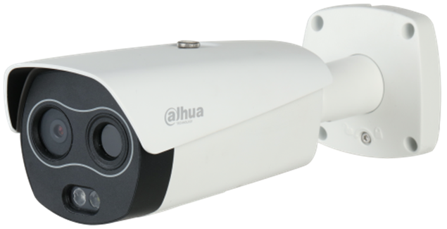 Picture of TPC-BF2221-B3F4  2MP Thermal Network Value Hybrid Bullet Camera Dahua