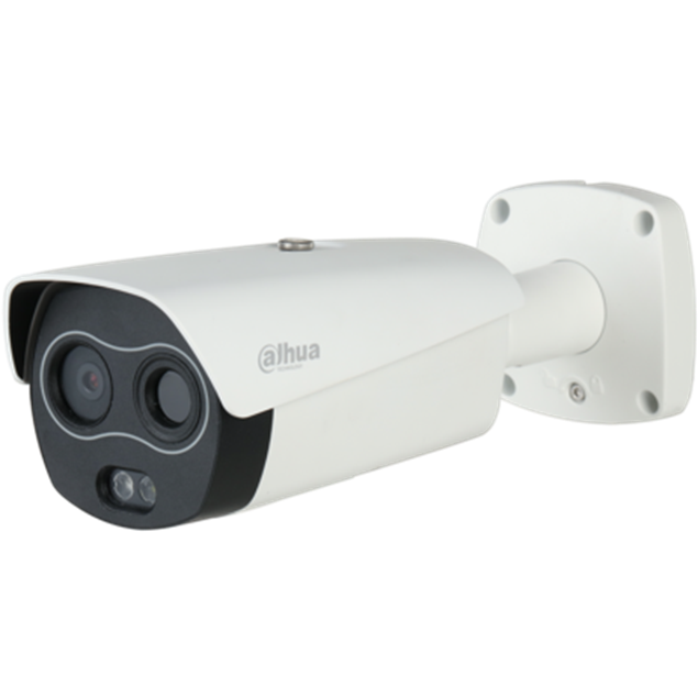 Picture of TPC-BF3221 Thermal IP Fever Detection Bullet Camera Dahua