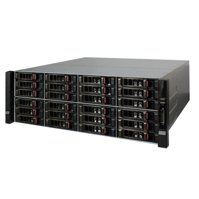 Picture of IVSS7024-16I   4U 24HDD Intelligent Video Surveillance Server Dahua
