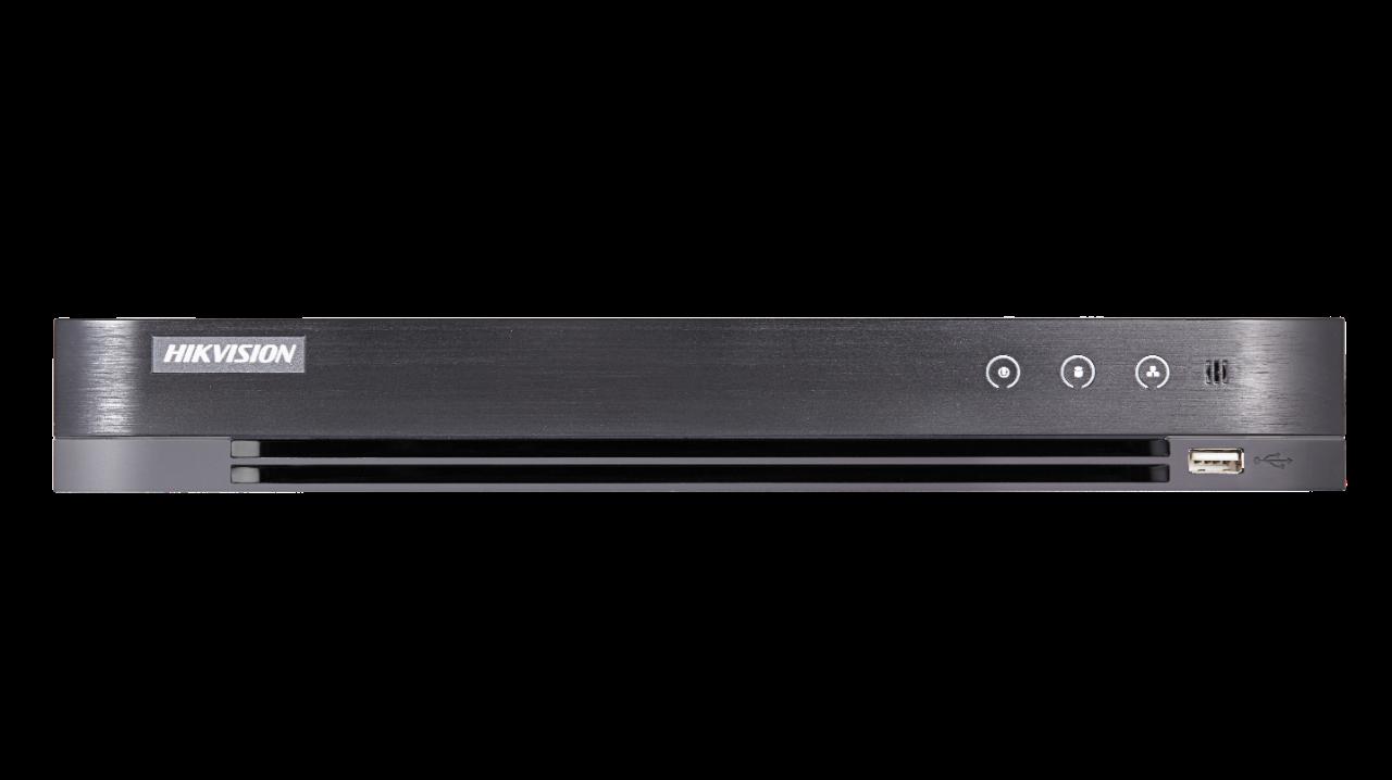 Picture of DS-7204HTHI-K1(S) 4CH 4K TVI DVR Hikvision