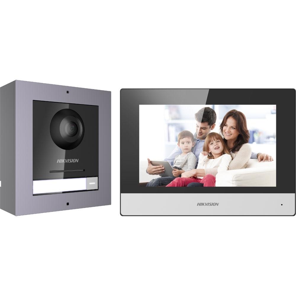 Picture of DS-KIS602 Bundle Video Intercom DS-KH6320-WTE1 + DS-KD8003-IME1