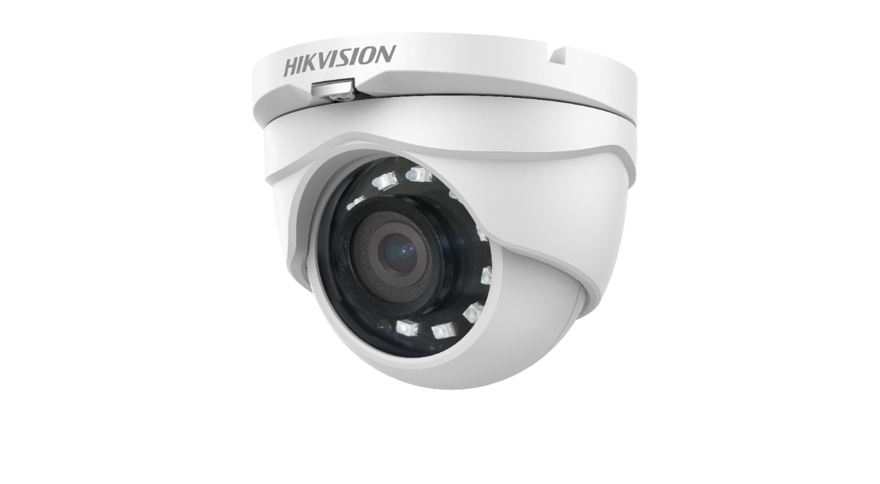 Picture of DS-2CE56D0T-IRMF (C) 3.6mm 2MP Dome Camera THD TVI/AHD/CVI/CVBS Hikvision