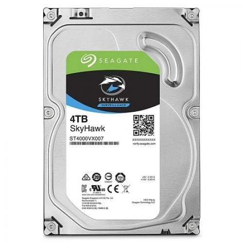 Picture of ST4000VX007 4TB HARD DISC 3.5'' SEAGATE SKYHAWK