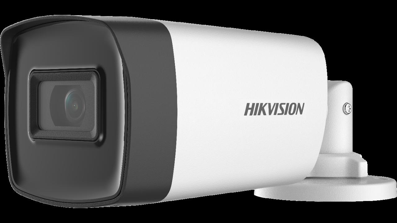 Εικόνα της DS-2CE17H0T-IT3F (C)  5MP Fixed 2.8mm Bullet Camera Hikvision
