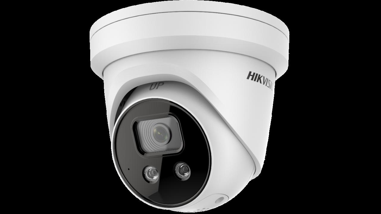 Εικόνα της DS-2CD2326G2-ISU/SL(2.8)  AcuSense 2MP IR Fixed Dome IP 2.8mm Camera Hikvision