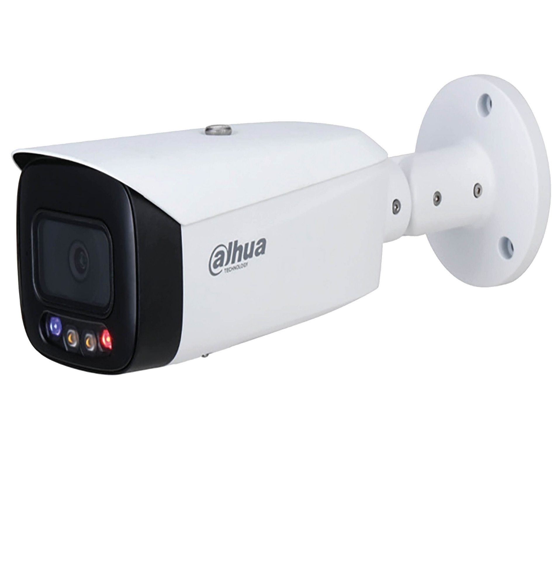 Picture of IPC-HFW3549T1P-AS  5MP Full-color Active Deterrence Fixed-focal Bullet WizSense 2.8mm IP Camera Dahua