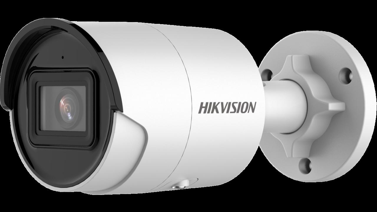 Εικόνα της DS-2CD2086G2-IU-2.8mm  8MP IR Fixed Bullet IP 2.8mm Camera Hikvision