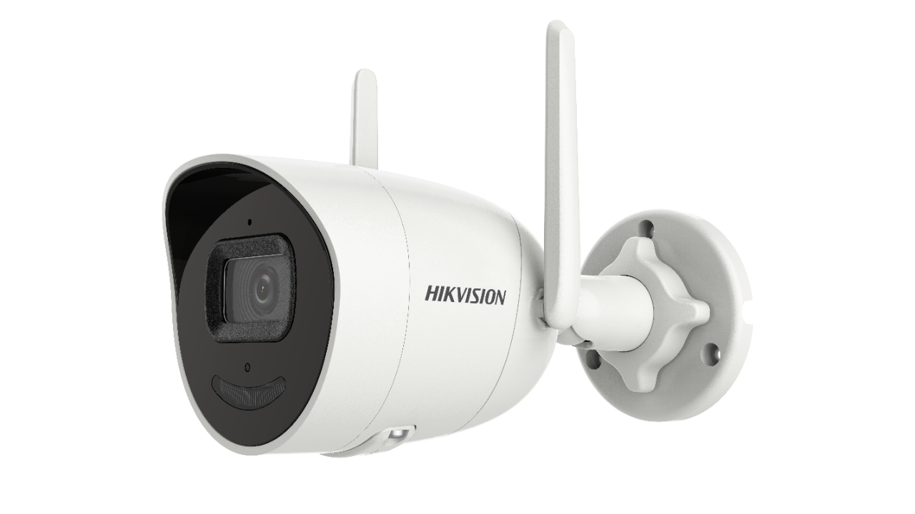 Picture of DS-2CV2046G0-IDW(D)-2.8mm  4MP EXIR Fixed Bullet Wi-Fi IP 2.8mm Camera Hikvision
