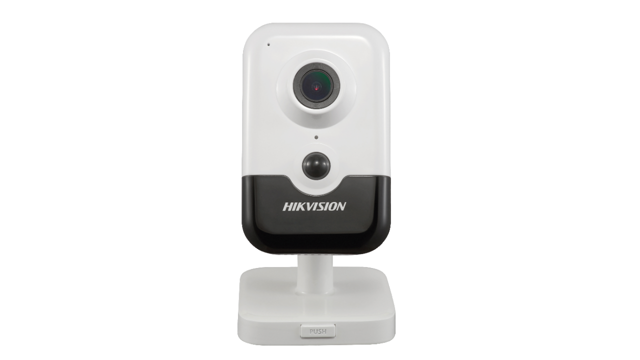 Picture of DS-2CD2421G0-IW (W)  2MP IR Fixed Cube IP 2.0mm Camera