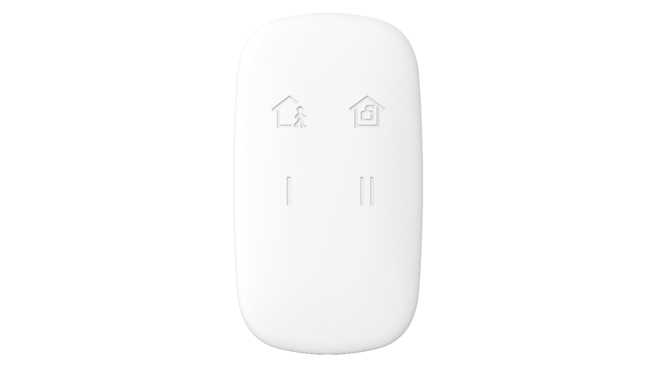 Picture of DS-PKF1-WE  Wireless Keyfob Ax Pro Hikvision