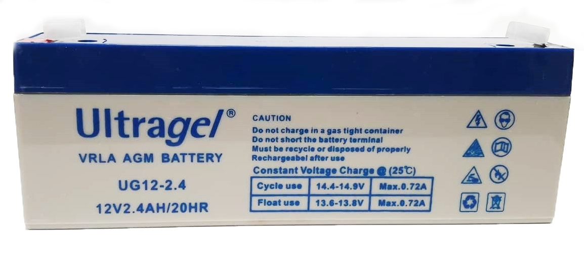 Picture of Ultra & Gell Battery 12V 2.2Ah