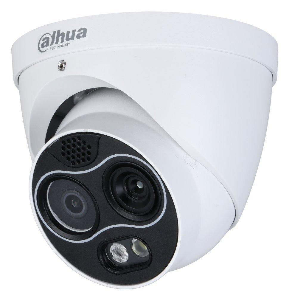 Εικόνα της TPC-DF1241-D3F4  4MP WizSense Thermal 3.5mm IP Dome 4mm Camera Dahua