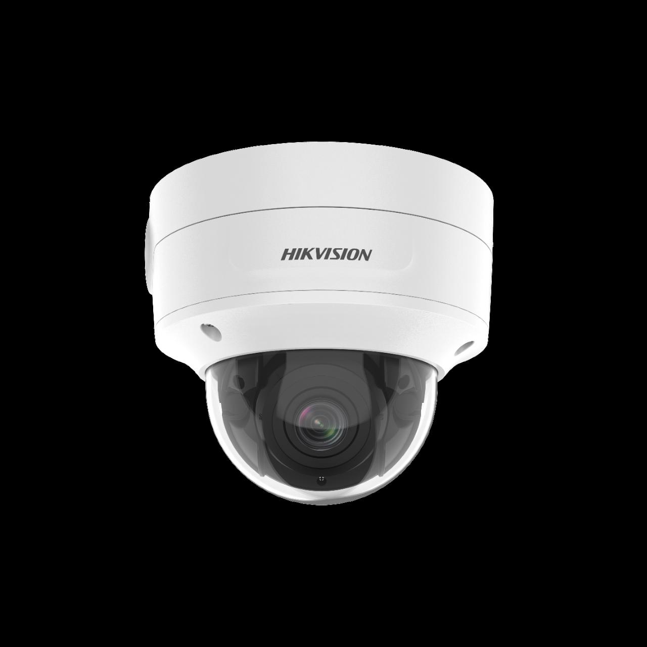 Εικόνα της DS-2CD2746G2-IZS  AcuSense 4MP IR Varifocal 2.8-12mm Dome IP Camera Hikvision