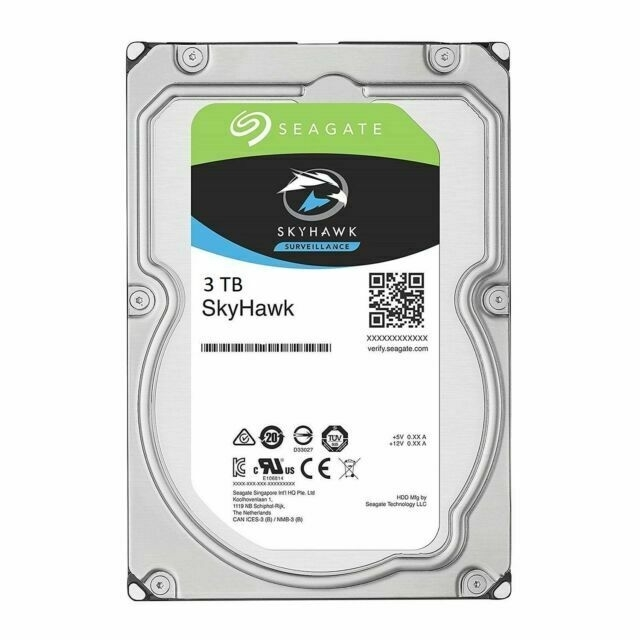 Picture of ST3000VX009  3TB Hard Disc 3.5'' Seagate