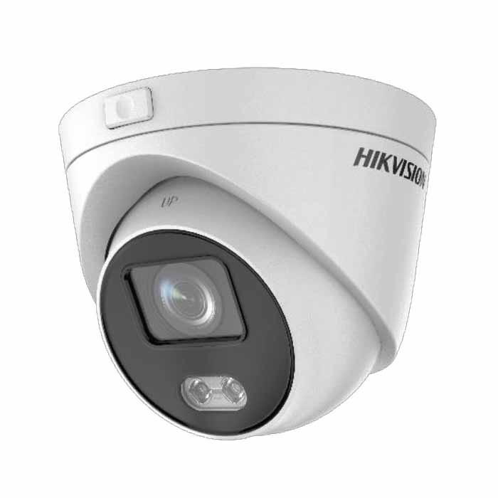 Εικόνα της DS-2CD1347G0-L(2.8mm)  4MP ColorVu Lite Fixed Dome IP 2.8mm Camera Hikvision