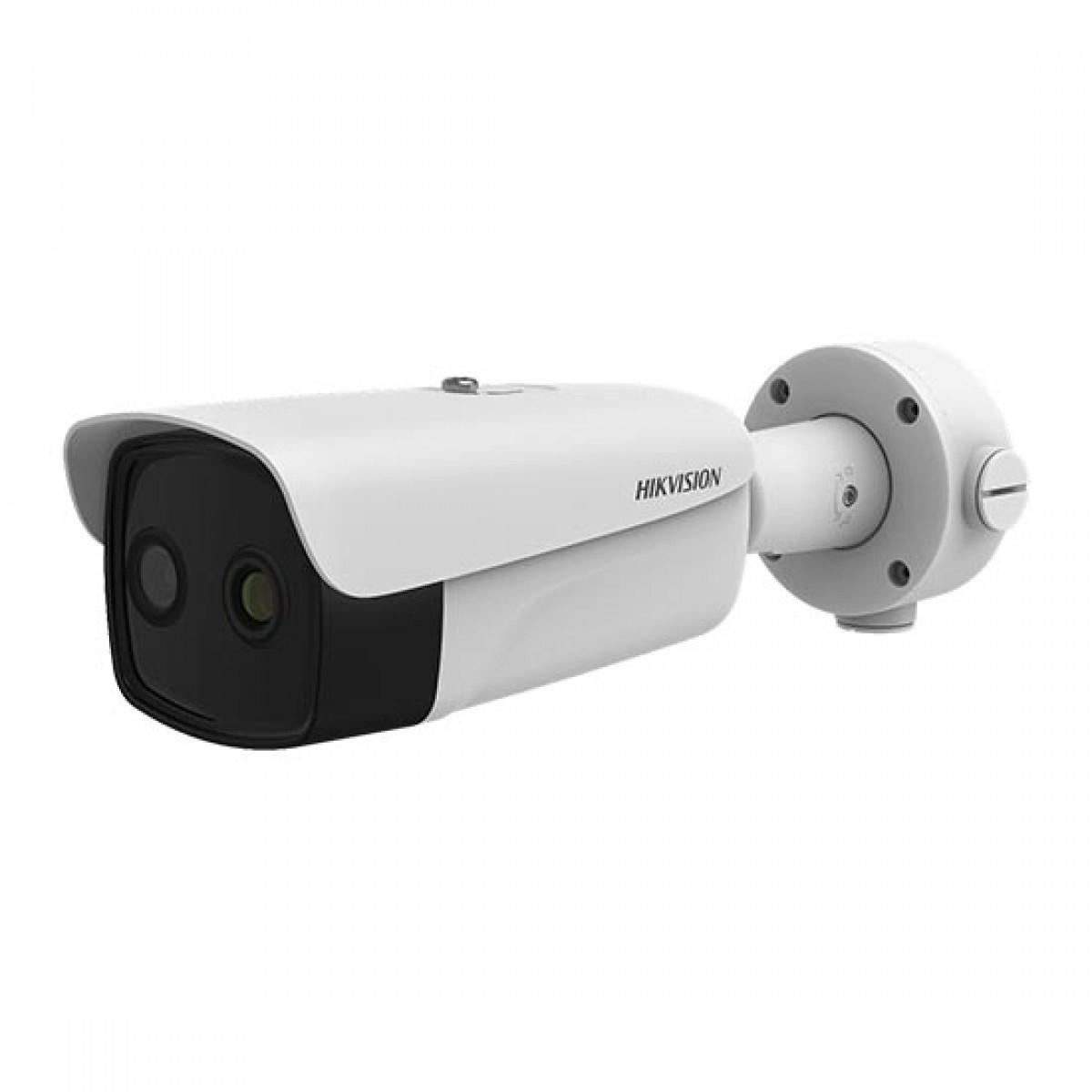 Εικόνα της DS-2TD2637B-10/P  Temperature Screening Thermographic Bullet 4mm Camera Hikvision
