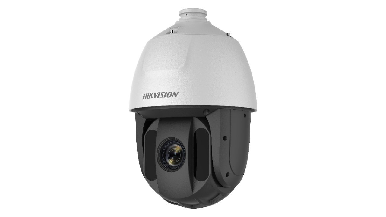 Picture of DS-2DE5425IW-AE(E)  5-inch 4MP 25x Powered by DarkFighter IR Speed IP Dome 4.8-120mm Camera Hikvision