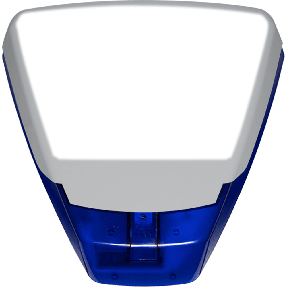 Picture of FPDELTAE-BB-CW  Outdoor Syren Blue Color Pyronix