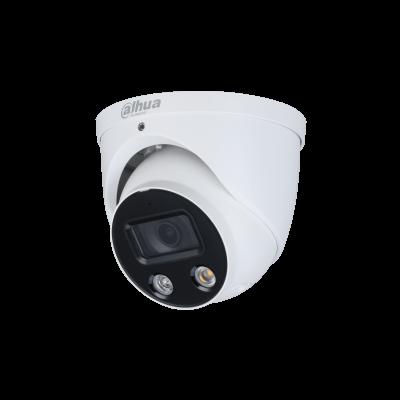 Εικόνα της IPC-HDW3549H-AS-PV-0280B  5MP Full-color Active Deterrence Fixed-focal Eyeball Dome WizSense IP 2.8mm Camera Dahua