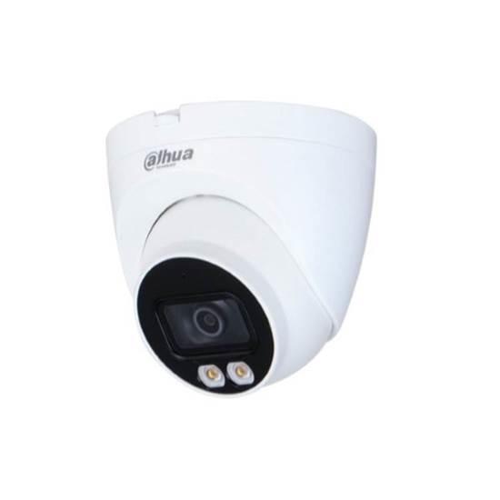 Εικόνα της IPC-HDW2239T-AS-LED-0280B-S2  2MP Lite Full-color Fixed-focal Eyeball Dome IP 2.8mm Camera Dahua