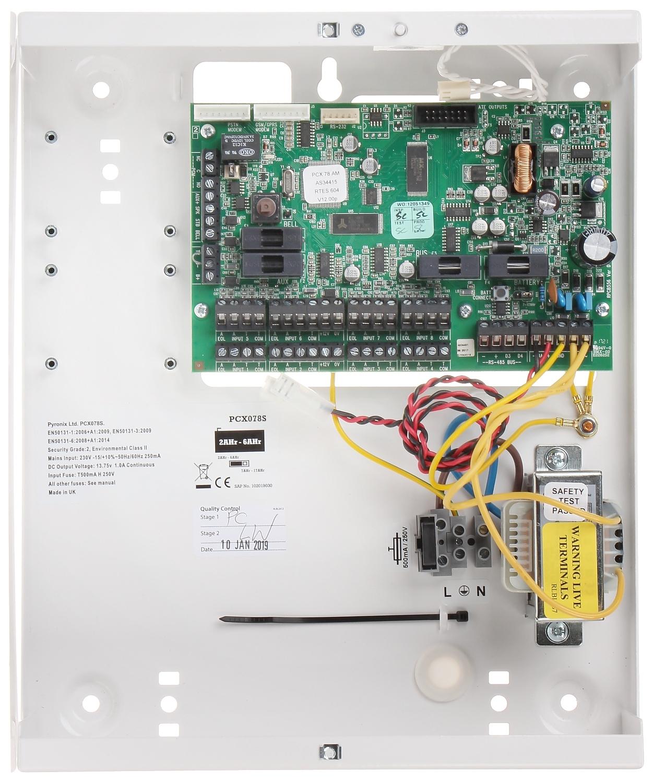 Εικόνα της PCX/AM078-S0  Hybrid Alarm Control Panel Pyronix