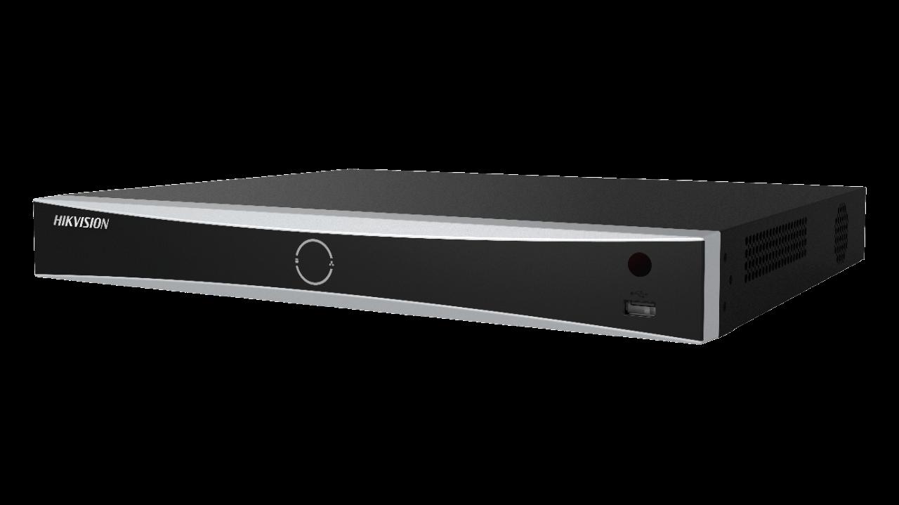 Εικόνα της DS-7608NXI-I2/S  8-ch 1U 8PoE AcuSense 4K NVR Hikvision