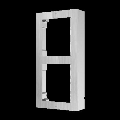 Εικόνα της DS-KD-ACW2/S  Video Intercom Brackets (Accessory Package Wall mounted) Hikvision