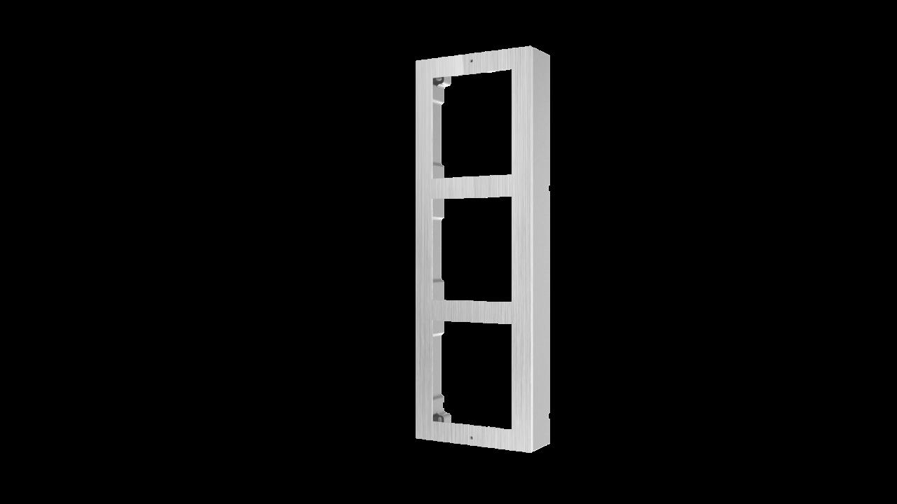 Εικόνα της DS-KD-ACW3/S  Video Intercom Brackets (Accessory Package Wall mounted) Hikvision