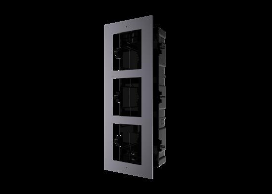 Εικόνα της DS-KD-ACF3/S  Video Intercom Brackets (Accessory Package Digestible) Hikvision
