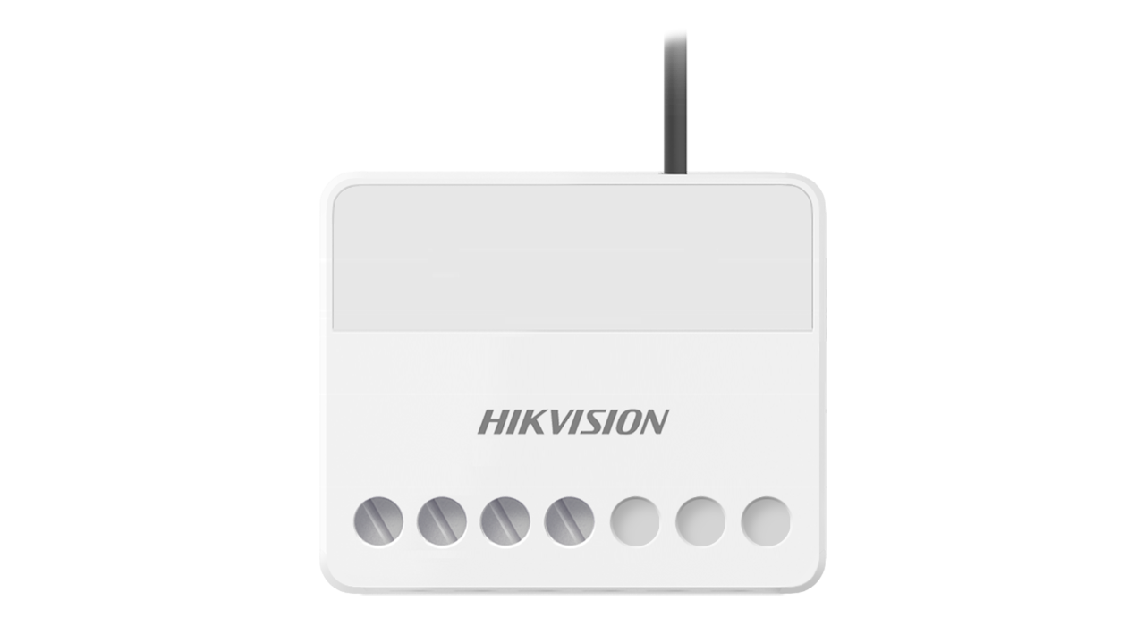 Picture of DS-PM1-O1L-WE  Wireless Relay Module Hikvision