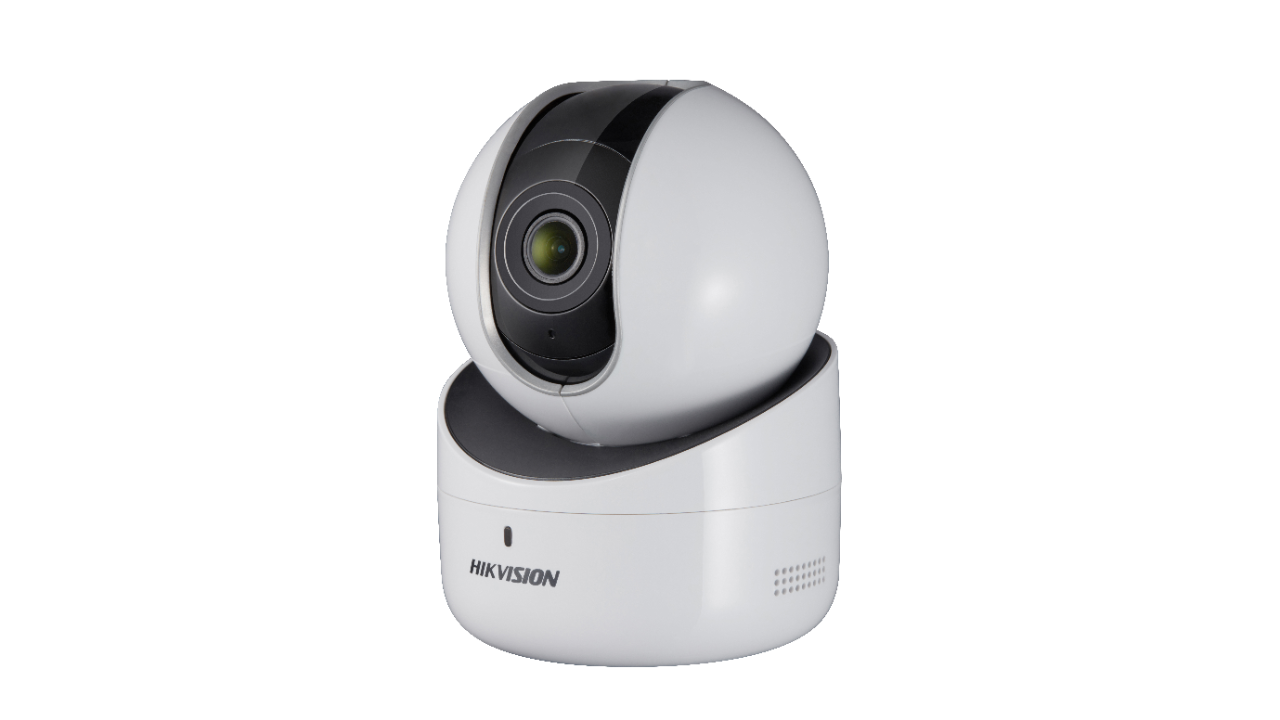 Picture of DS-2CV2Q21FD-IW (W)/FUS  2MP Indoor Audio Fixed PT IP 2.8mm Camera Hikvision