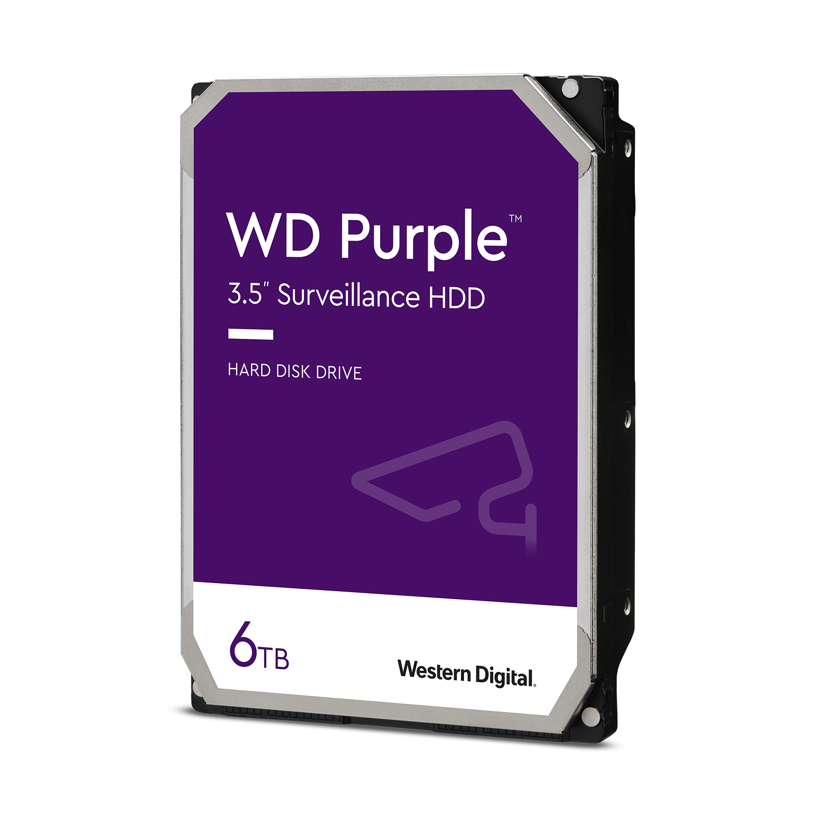 "Εικόνα της WD62PURZ   HDD Purple 6TB 3.5"" Western Digital"