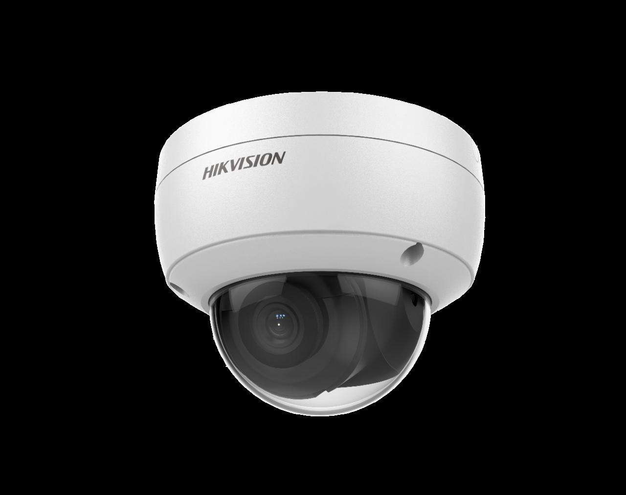 Εικόνα της DS-2CD2163G0-IU  6MP WDR Fixed Dome IP 2.8mm Camera with Build-in Mic Hikvision