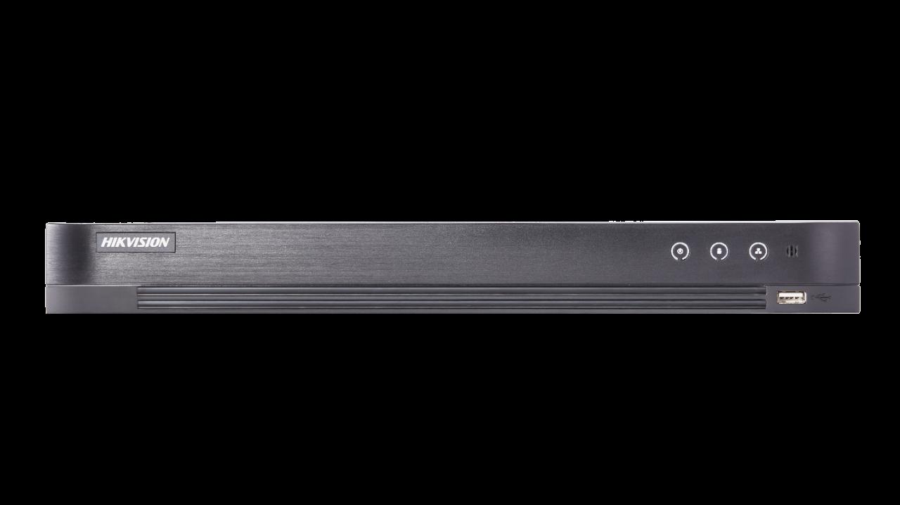 Picture of DS-7204HUHI-K2(S)  4-ch 5MP 1U H.265 DVR Hikvision