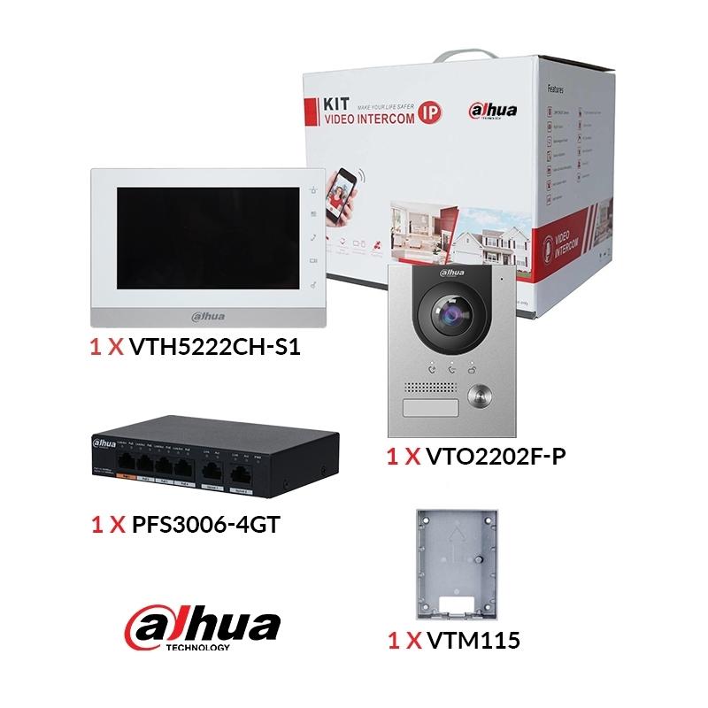 Picture of Video Door Entry KIT IP Hybrid Dahua