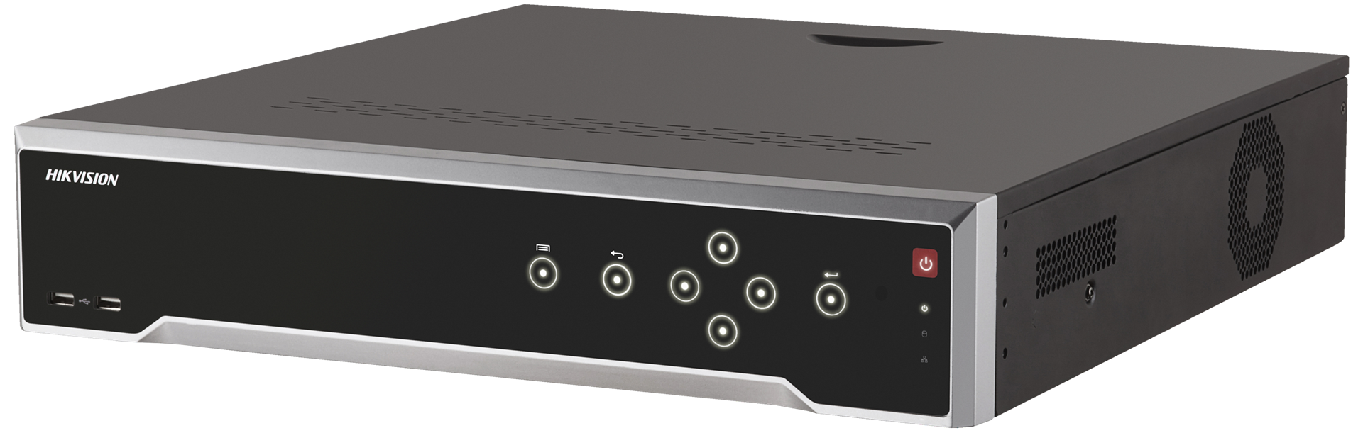 Picture of DS-7716NI-I4/16P(B)  16-ch 1.5U 16 PoE 4K NVR Hikvision