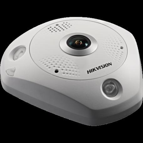 Εικόνα της DS-2CD6365G0-IVS  6MP DeepinView IR Fisheye IP 1.27mm Camera Hikvision