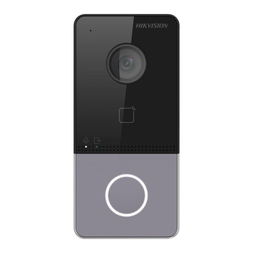 Εικόνα της DS-KV6113-WPE1(B)  Video Intercom Villa Door Station with card read Hikvision