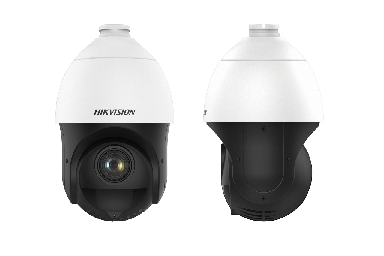 Picture of DS-2DE4425IW-DE(S5)  4MP 25x Powered by DarkFighter IR IP Speed Dome 4.8-120mm Camera Hikvision