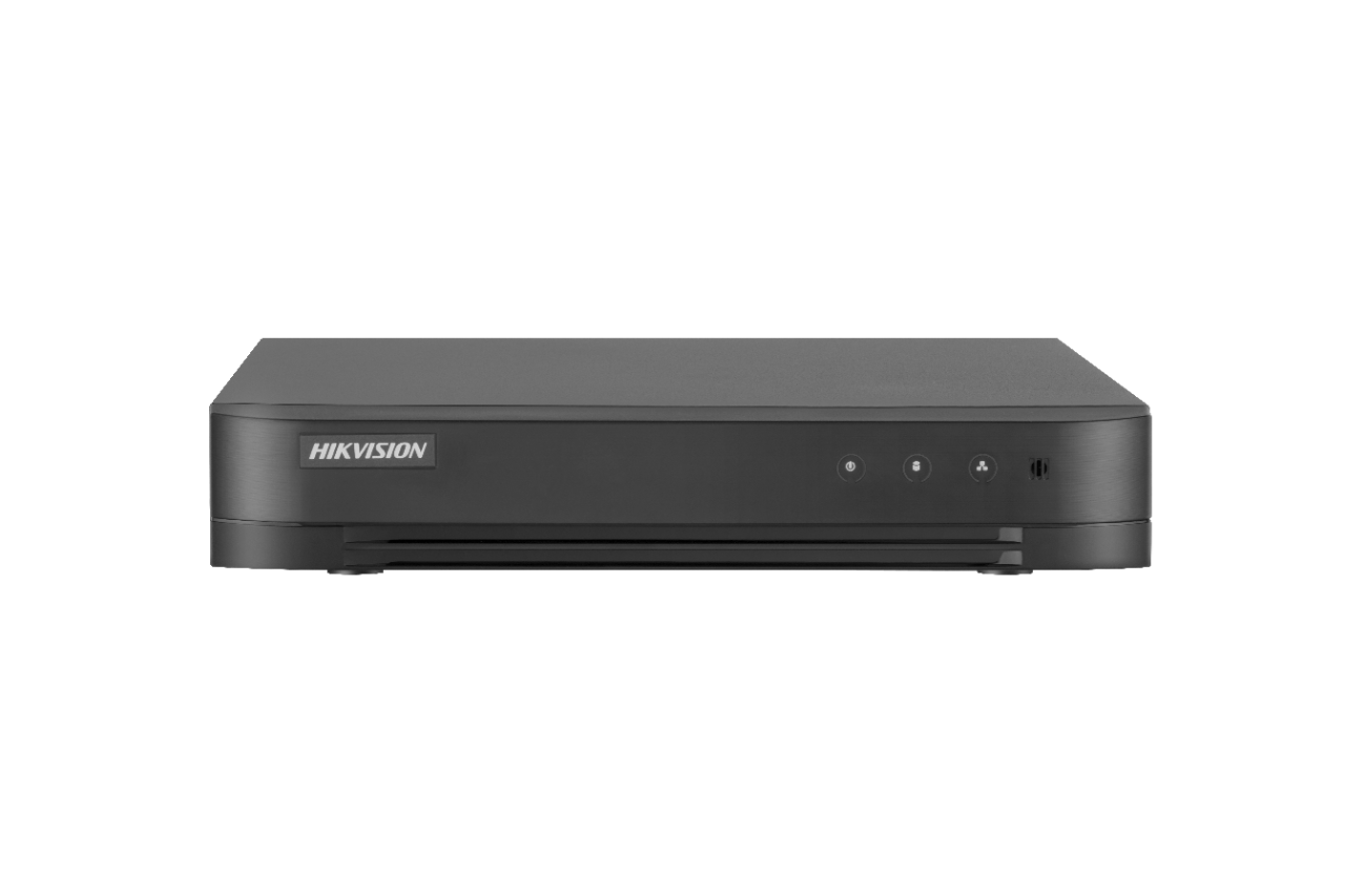 Picture of DS-7216HGHI-K1(S)  16CH Turbo HD DVR 1080p Lite 1U H.265 Hikvision