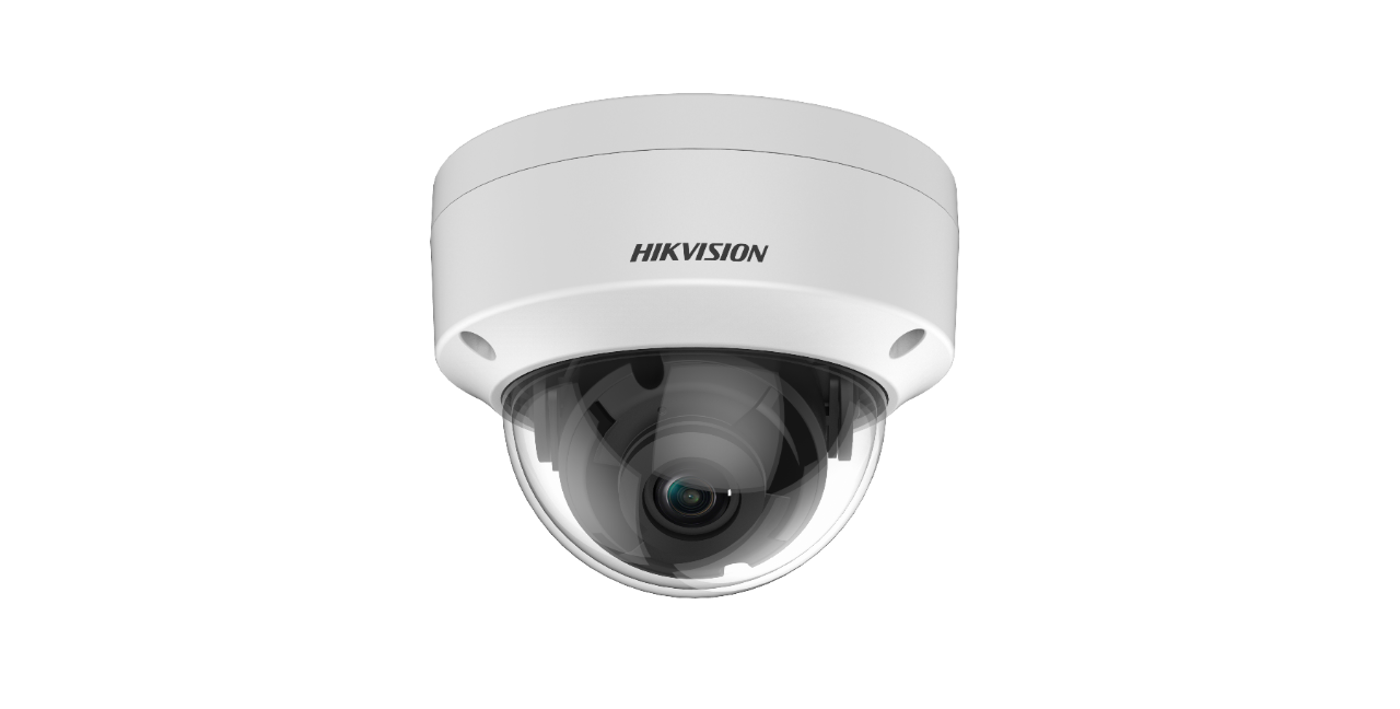 Picture of DS-2CE57H0T-VPITF (C)  5MP Dome 2.8mm Camera Hikvision