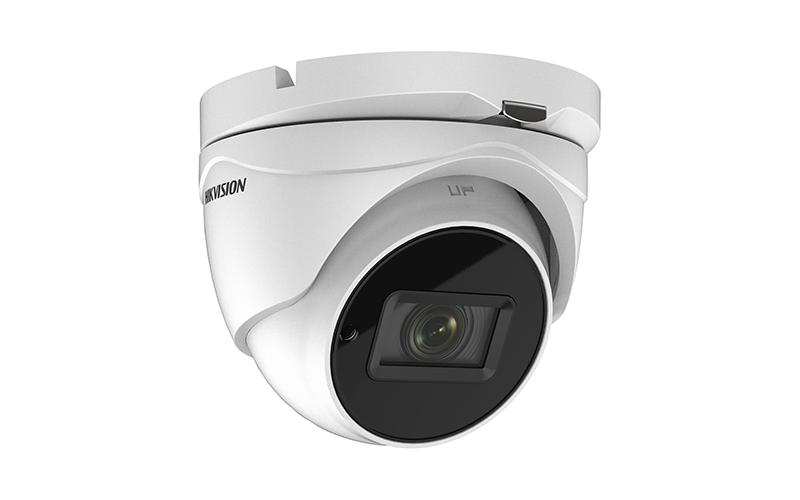 Picture of DS-2CE79H8T-AIT3ZF 5MP Ultra Low Light Motorized Varifocal Turret 1.7-13.5mm Camera Hikvision