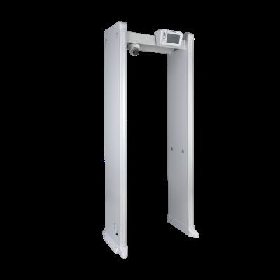 Εικόνα της ISC-D718-T  Temperature Monitoring Walk-through Metal Detector Dahua