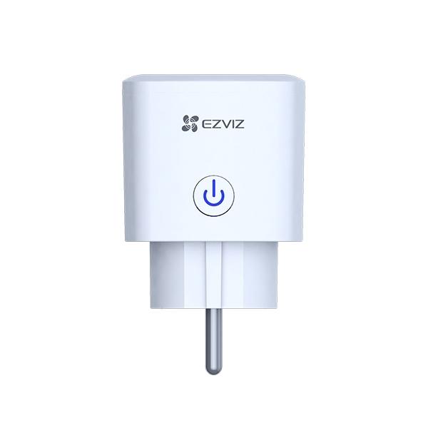 Picture of CS-T30-10B-EU Πρίζα Λευκή Με Διακόπτη Smart Plug WiFi Ezviz Consumption Monitoring
