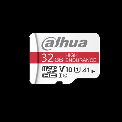Picture of TF-S100/32G  S100 High Endurance MicroSD 32GB Memory Card Dahua