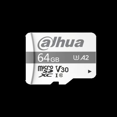 Picture of TF-P100/64GB  P100 MicroSD 64GB Memory Card Dahua