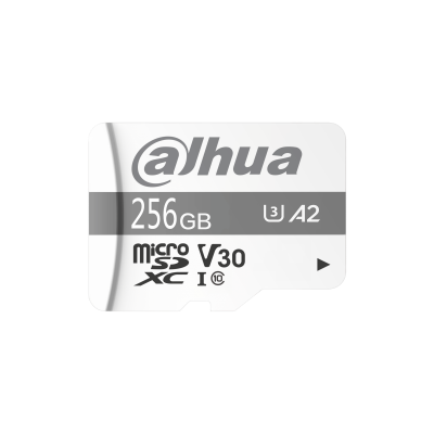 Picture of TF-P100/256GB  P100 MicroSD 256GB Memory Card Dahua
