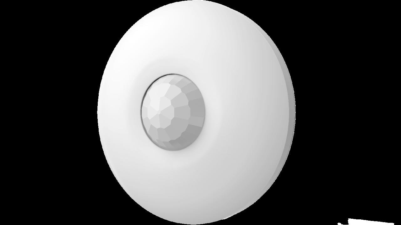 Εικόνα της DS-PDCL12-EG2-WE  Wireless PIR Ceiling Detector 12m/360° AX PRO Hikvision
