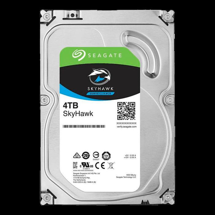 """Εικόνα της ST4000VX013  Hard Disk 4TB 3.5"""" Seagate Skyhawk"""