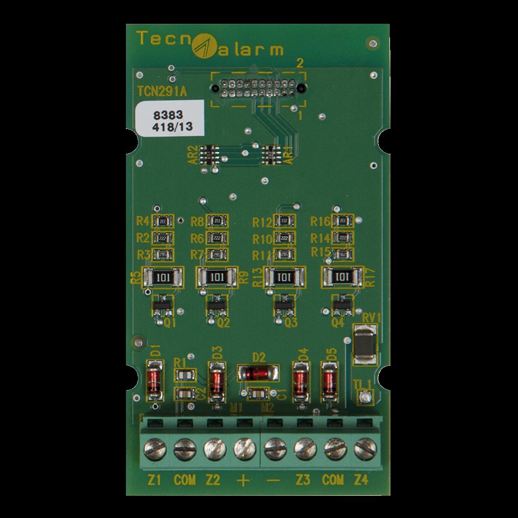 Picture of ESP 4IN Module Technoalarm